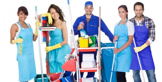 commercial-office-cleaning-team
